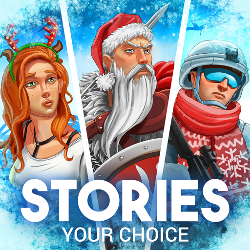 Stories: Your Choice (new episode every week)  Android Modded file download (Unlimited money,Mod)0.941  apk no root