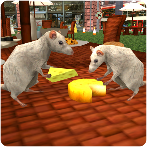 Stray Mouse Family Simulator: City Mice Survival Android Modded file download (Unlimited money,Mod)1.5 apk no root