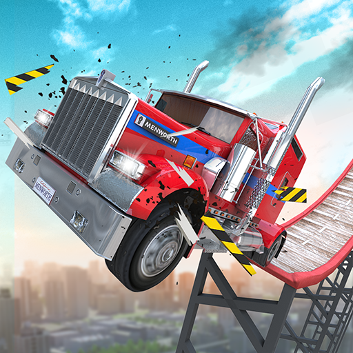 Stunt Truck Jumping  Android Modded file download (Unlimited money,Mod)1.6.2   apk no root