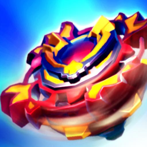 Super God Blade : Spin the Ultimate Top!  Android Modded file download (Unlimited money,Mod) 1.67.10 apk no root