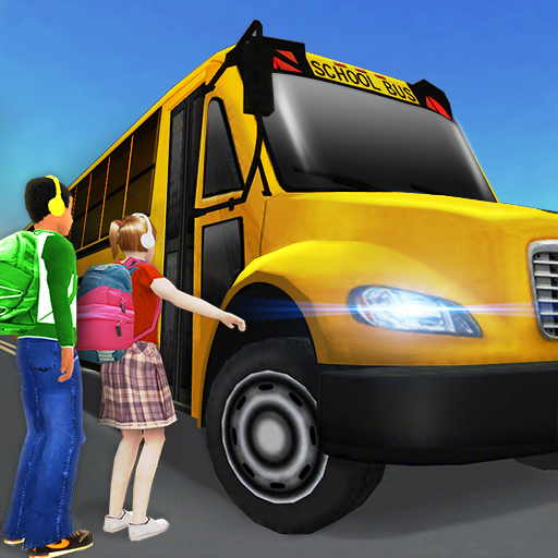 Super High School Bus Driving Simulator 3D – 2020  Android Modded file download (Unlimited money,Mod)2.2  apk no root