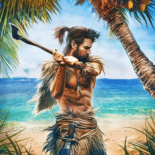 Survivor Adventure: Survival Island  Android Modded file download (Unlimited money,Mod) apk no root 1.03.222