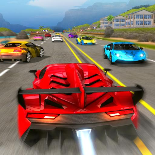 Traffic Car Racing: Highway City Driving Simulator  Android Modded file download (Unlimited money,Mod) 1.2 apk no root