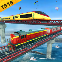 Train Simulator 2020: free train games  Android Modded file download (Unlimited money,Mod) apk no root
