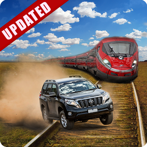 Train vs Prado Racing 3D  Android Modded file download (Unlimited money,Mod) 1.0.15 apk no root