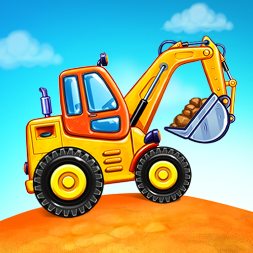 Truck games for kids – build a house, car wash  5.14.3 (Unlimited money,Mod) for Android