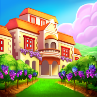 Vineyard Valley Match & Blast Puzzle Design Game  1.27.2 (Unlimited money,Mod) for Android