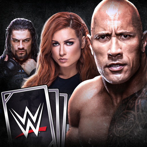 WWE SuperCard – Multiplayer Card Battle Game  Android Modded file download (Unlimited money,Mod) 4.5.0.5583899 apk no root