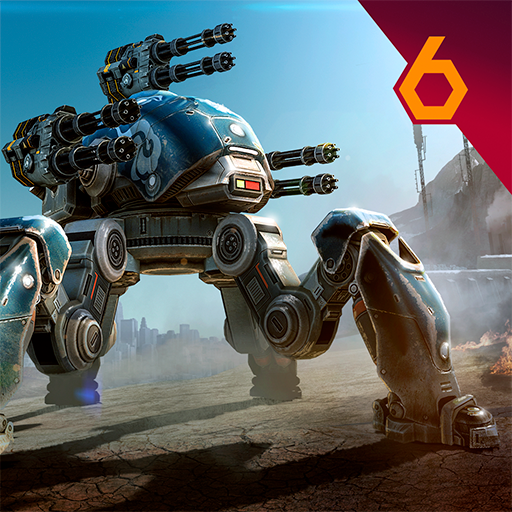War Robots Multiplayer Battles 6.0.1 (Unlimited money,Mod) for Android