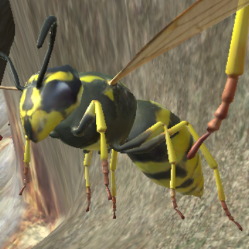 Wasp Nest Simulator – Insect and 3d animal game  Android Modded file download (Unlimited money,Mod)2.4.2  apk no root