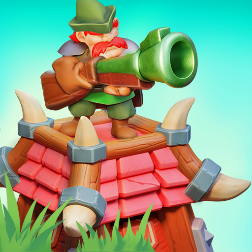 Wild Sky TD Tower Defense Legends in Sky Kingdom  1.39.8 (Unlimited money,Mod) for Android
