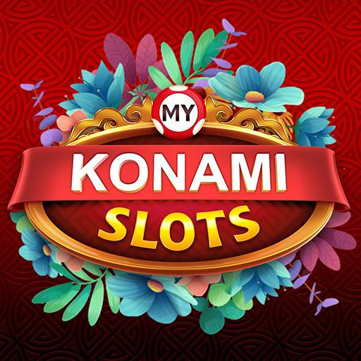my KONAMI Slots – Free Vegas Casino Slot Machines  Android Modded file download (Unlimited money,Mod) apk no root 1.46.0