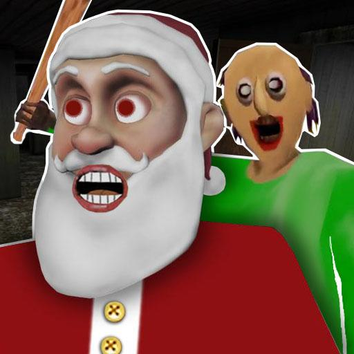 scary Santa granny escape mod 2020  Android Modded file download (Unlimited money,Mod)8.1  apk no root