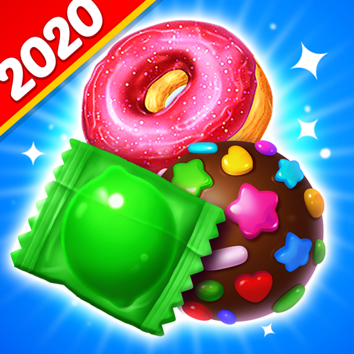 Candy Fever  (Unlimited money,Mod) for Android 9.8.5028