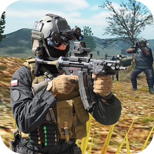 Commando Adventure Assassin: Free Games Offline 3D  1.54 (Unlimited money,Mod) for Android