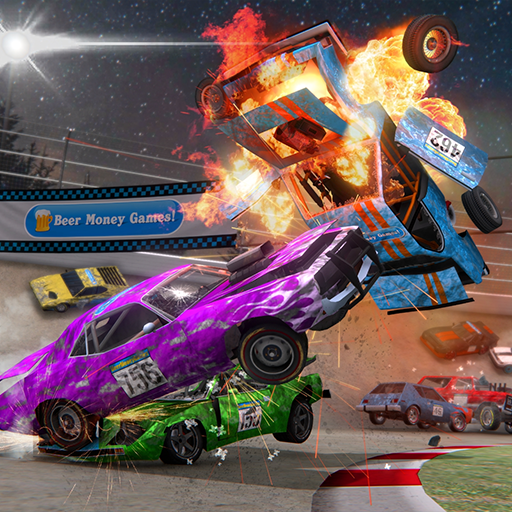 Demolition Derby 3  1.1.012 (Unlimited money,Mod) for Android