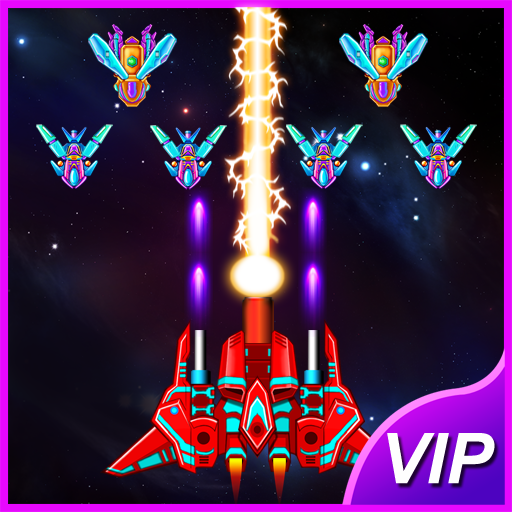 Galaxy Attack: Alien Shooter (Premium)  (Unlimited money,Mod) for Android 29.4
