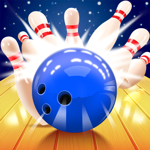 Galaxy Bowling 3D Free  (Unlimited money,Mod) for Android 12.8