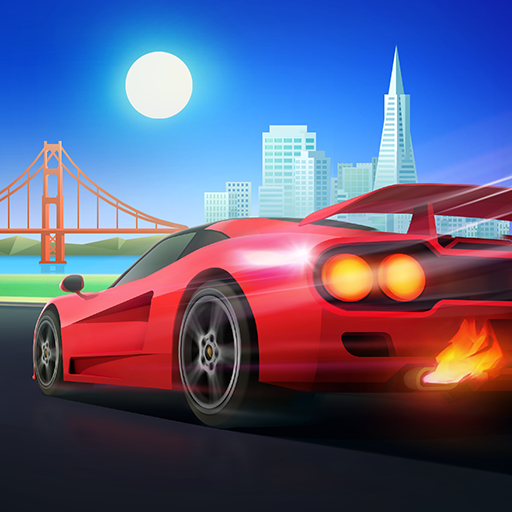 Horizon Chase – World Tour  (Unlimited money,Mod) for Android 1.9.10