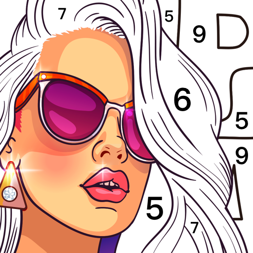No.Paint – Relaxing Coloring games (Unlimited money,Mod) for Android 2.2.2