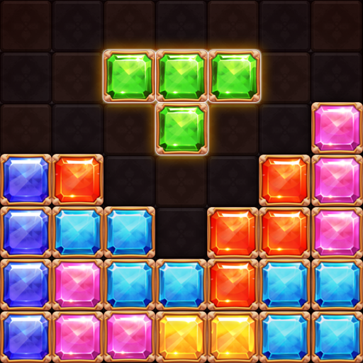 Puzzle Block Jewels  (Unlimited money,Mod) for Android 1.8.1