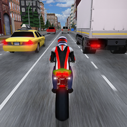 Race the Traffic Moto 2.11.0(Unlimited money,Mod) 1.1.0