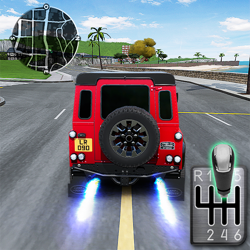 Race the Traffic Nitro 1.3.0 (Unlimited money,Mod) 1.3.0