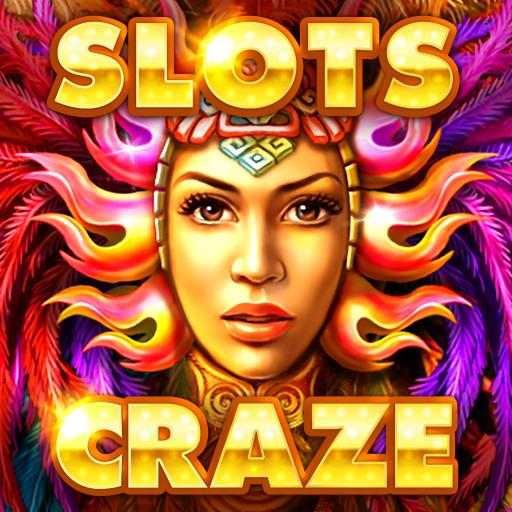 🎰 Slots Craze: Free Slot Machines & Casino Games  1.152.75 (Unlimited money,Mod) for Android