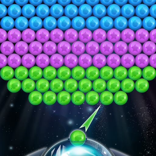 Space Bubble Explore  (Unlimited money,Mod) for Android 2.8