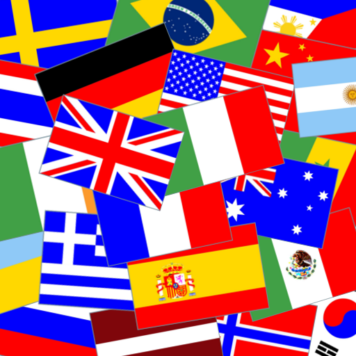 The Flags of the World – Nations Geo Flags Quiz  (Unlimited money,Mod) for Android 5.5.1