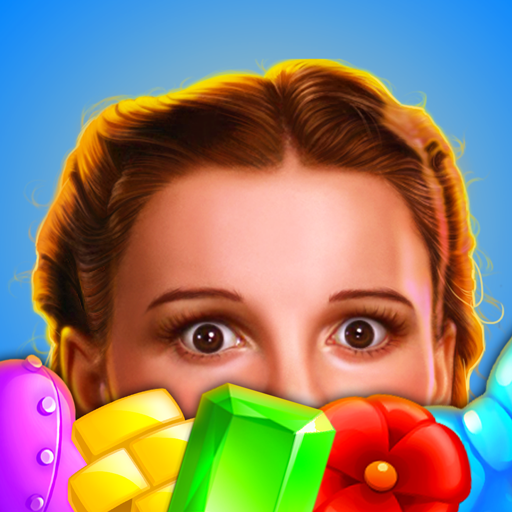 The Wizard of Oz Magic Match 3  (Unlimited money,Mod) for Android 1.0.4706