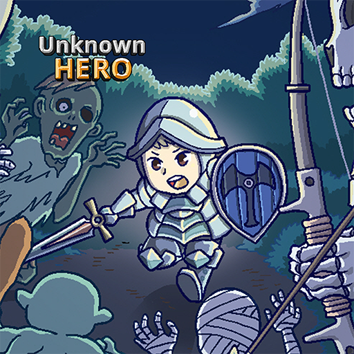 Unknown HERO – Item Farming RPG.  (Unlimited money,Mod) for Android 3.0.281