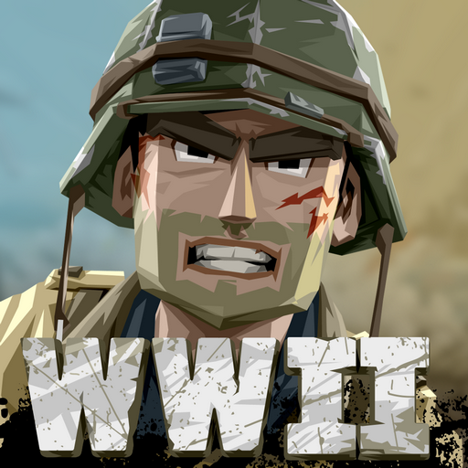 World War Polygon: WW2 shooter (Unlimited money,Mod) for Android 2.00