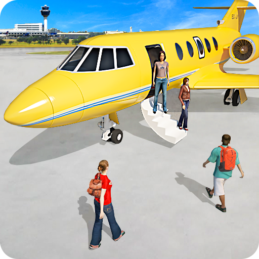 Aeroplane Games: City Pilot Flight  (Unlimited money,Mod) for Android 1.0.4
