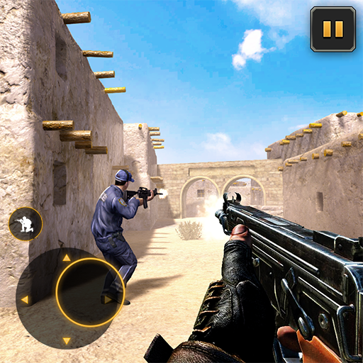 Anti Terrorism Commando FPS – New Shooting Games  (Unlimited money,Mod) for Android 4.1