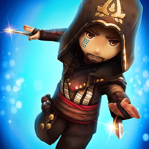Assassin's Creed Rebellion: Adventure RPG  (Unlimited money,Mod) for  Android 2.9.2