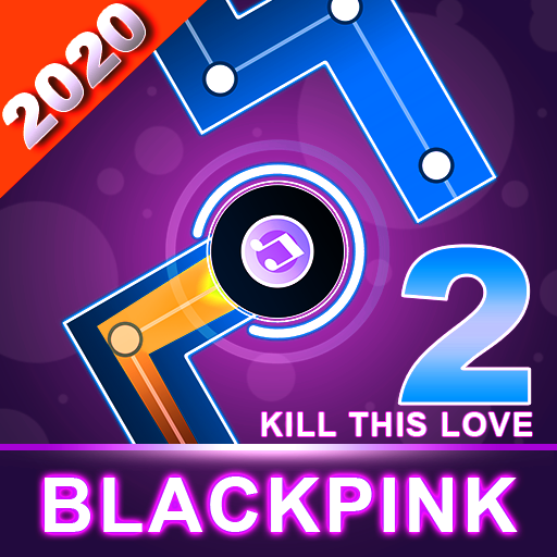 BLACKPINK Dancing Balls:KPOP Music Dance Line Game  (Unlimited money,Mod) for Android 4.0.0.2