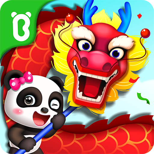 Baby Panda's Chinese Holidays  (Unlimited money,Mod) for Android 8.36.00.06