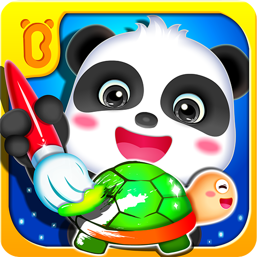 Baby Panda's Drawing Book – Painting for Kids  (Unlimited money,Mod) for Android 8.36.00.06