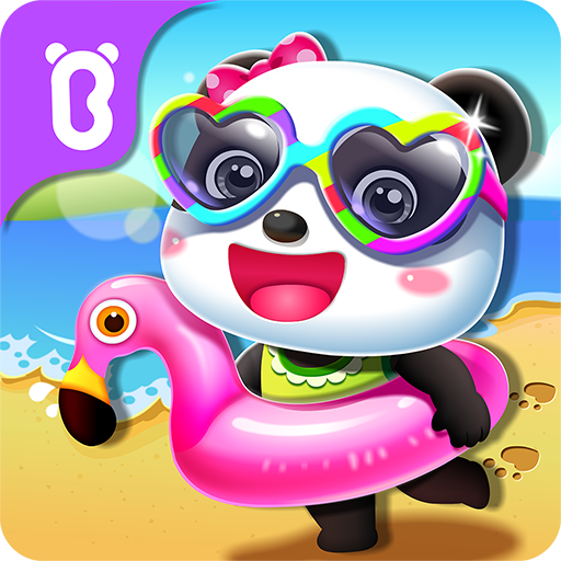 Baby Panda's Summer: Vacation  (Unlimited money,Mod) for Android 8.39.00.08