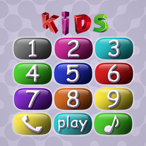 Baby Phone for Kids – Learning Numbers and Animals  (Unlimited money,Mod) for Android 3.1.0