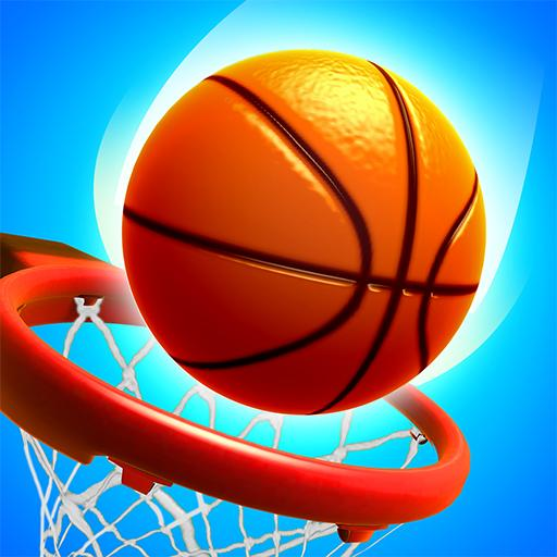 Basketball Flick 3D  (Unlimited money,Mod) for Android  1.43