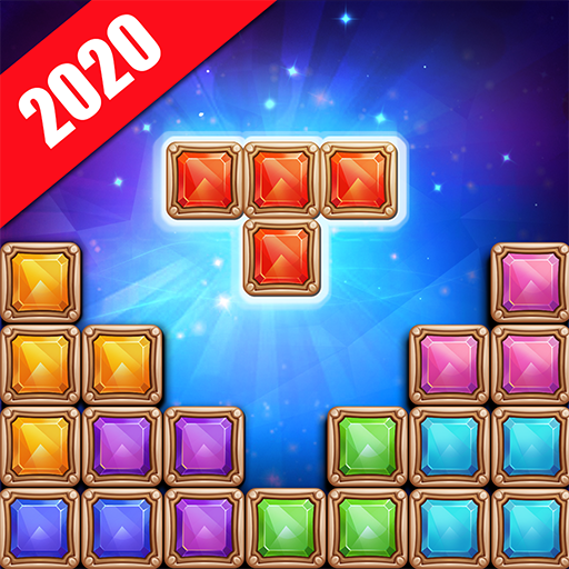 Block Puzzle 2020: Funny Brain Game  (Unlimited money,Mod) for Android 1.28