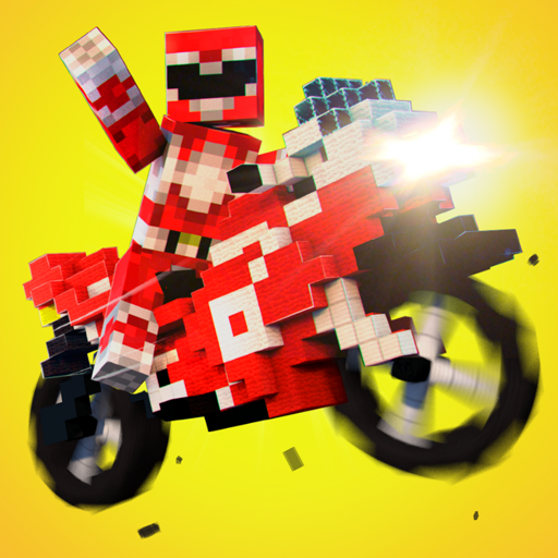 Blocky Superbikes Race Game – Motorcycle Challenge  (Unlimited money,Mod) for Android 2.11.44