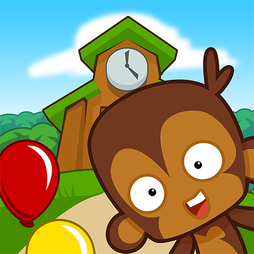 Bloons Monkey City  (Unlimited money,Mod) for Android 1.12.4