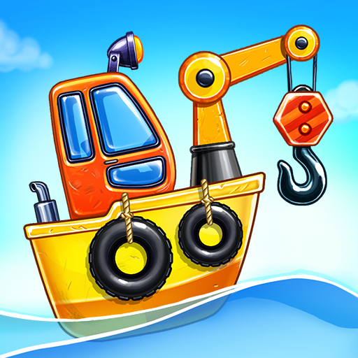 Build an Island. Kids Games for Boys. Build House  (Unlimited money,Mod) for Android 1.1.12