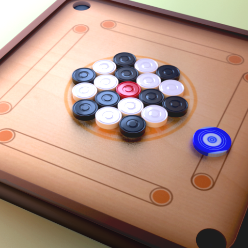 Carrom Superstar  (Unlimited money,Mod) for Android 4.3