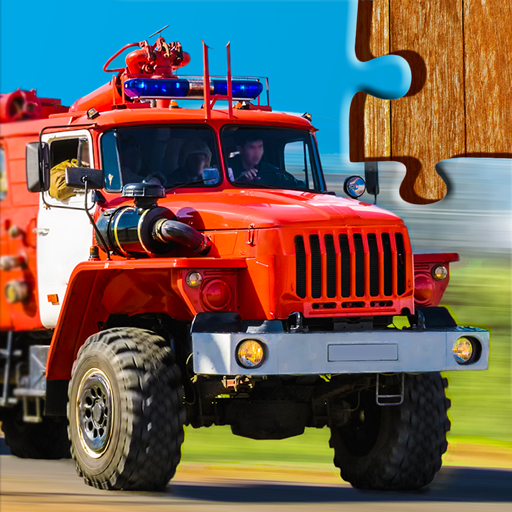 Cars, Trucks, & Trains Jigsaw Puzzles Game 🏎️  (Unlimited money,Mod) for Android 25.1