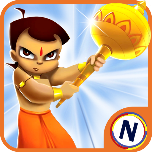 Chhota Bheem : The Hero  (Unlimited money,Mod) for Android 4.3.15