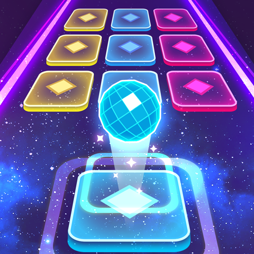 Color Hop 3D Music Game  2.2.3 (Unlimited money,Mod) for Android